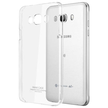 【IMAK】SAMSUNG Galaxy J5(2016) J5018 羽翼II水晶保護殼