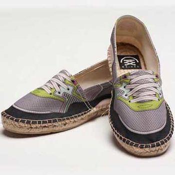 【BSIDED】Bsided BSD GREEN  GREY 仿真印刷時尚休閒鞋(草綠)