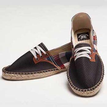 【BSIDED】Bsided BSD GUMP MULTICO BLACK 仿真印刷時尚休閒鞋(黑格)