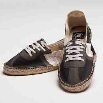 【BSIDED男鞋】Bsided Milky Black 仿真時尚設計印刷休閒鞋(黑)