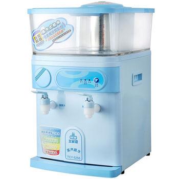 買就送:麵包機【大家源】10L蒸汽式溫熱開飲機 TCY-5256