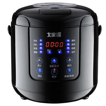 買就送:麵包機 【大家源】五人份多功能觸控電子鍋 TCY-3605