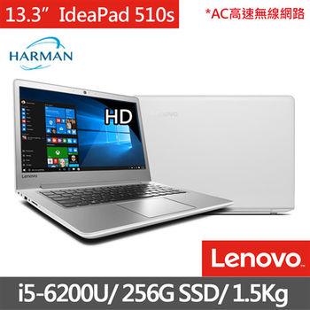Lenovo 聯想 ideaPad 510s 13ISK 80SJ004YTW 13.3吋HD i5-6200U 256GB SSD效能筆電