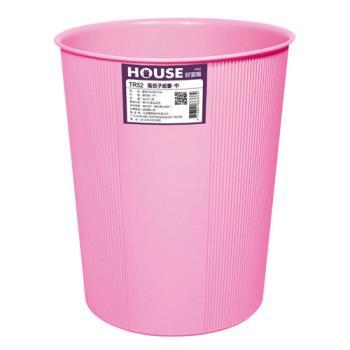 風信子紙簍-中粉紅色