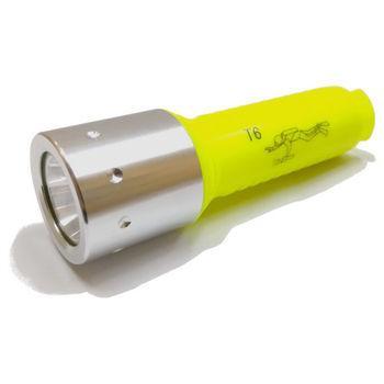 【TrueLight】CREE T6 LED防水潛水手電筒(T6潛水-A)