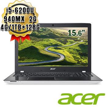 Acer 宏碁 E5-575G-54MP 15.6吋 i5-6200U 獨顯GT 940MX 2G 超效能筆電