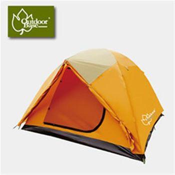 【Outdoorbase】桔野家庭露營帳篷 21201(270*270cm) 帳篷種類270A
