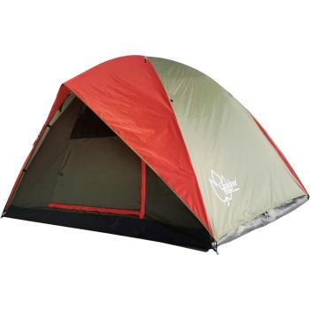 【Outdoorbase】蝶舞六人家庭雙門透風帳篷 21188