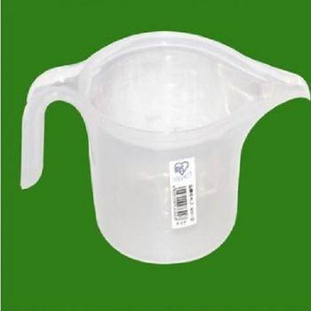 [協貿國際]園藝工具-量杯兌水兌藥樹脂量勺園藝配藥刻度杯1L(2入)