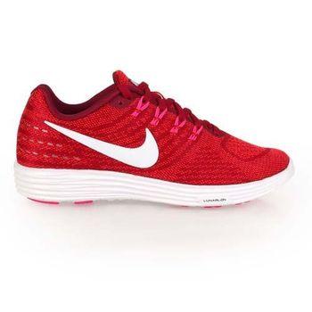 【NIKE】LUNARTEMPO 2女慢跑鞋-  路跑 健身 半馬 全馬 紅白