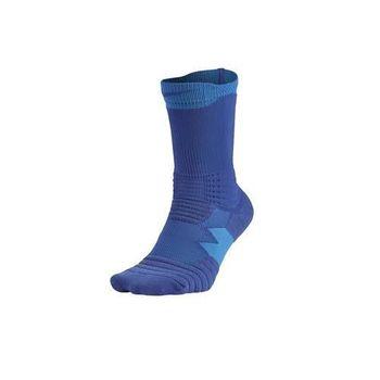 【NIKE】BASKETBALL菁英籃球長筒襪-長襪 襪子 寶藍