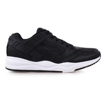 【DIADORA】男流行跑鞋-路跑 休閒鞋 寬楦 黑