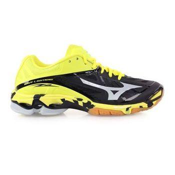 【MIZUNO】男排球鞋  LIGHTNING Z2- 美津濃 黃黑銀