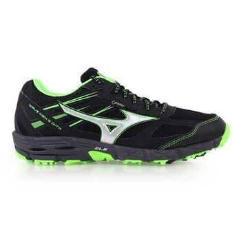 【MIZUNO】KIEN 3 G-TX 男慢跑鞋- 路跑 美津濃 黑綠