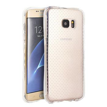 【QinD】SAMSUNG Galaxy S7 G930F 氣囊防摔套