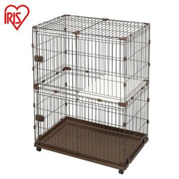【IRIS】PCS-932可增建組合屋-雙層貓屋/貓籠