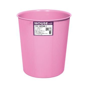 風信子紙簍-小粉紅色