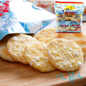 讓您愛不釋手的北海道牛乳仙貝