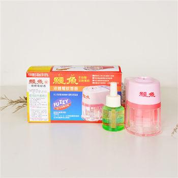 【鱷魚必安住】液體電蚊香器液組合(新)