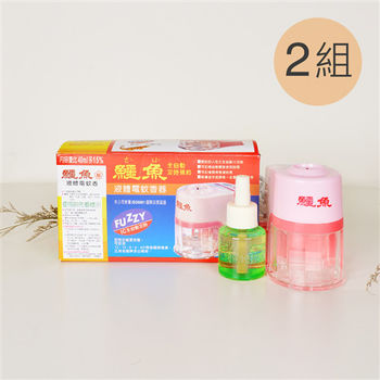 【鱷魚必安住】液體電蚊香器液組合(新) / 2組
