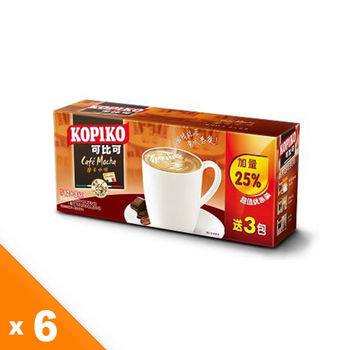 KOPIKO黃金特選低酸咖啡新品(6盒)