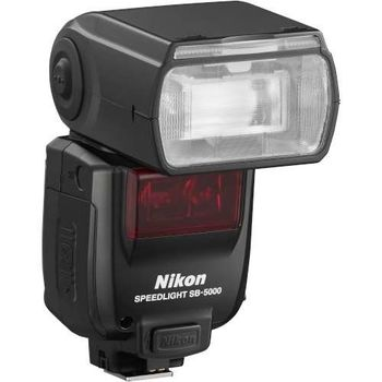Nikon Speedlight SB-5000 閃光燈(公司貨)-贈NIKON原廠Porter包+清潔組+拭鏡布