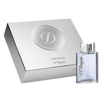 【S.T. DUPONT】純粹男性淡香水禮盒-淡香水100ml+沐浴膠75ml