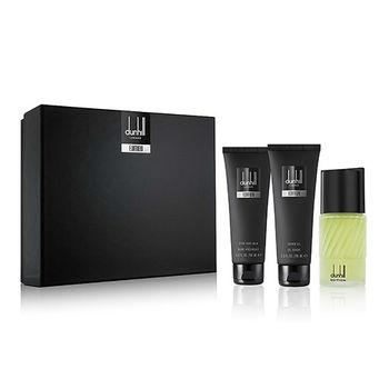 【DUNHILL】同名男性淡香水禮盒-淡香水100ml+鬍後乳+沐浴膠
