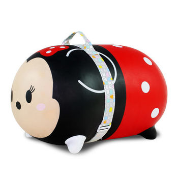 【Disney 品牌授權系列】日本IDES TSUM TSUM-跳跳米妮 ID01582