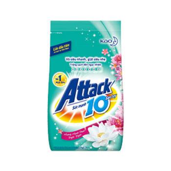 進口Attack 10倍效能洗衣粉-甜蜜幸福(360g)*12