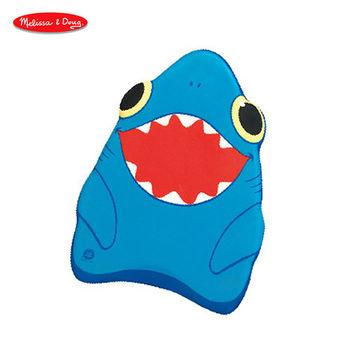 [美國Melissa  Doug]SP浮板-鯊魚斯巴克