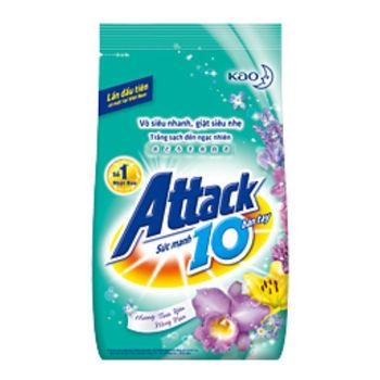進口Attack 10倍效能洗衣粉-熱情香水(360g)*12