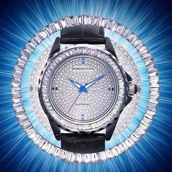 RN勞斯丹頓【8806M-A星旋陶瓷】陶瓷石英錶