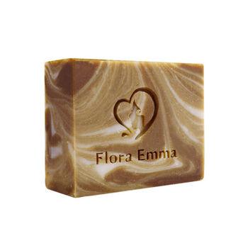 【Flora Emma】香茅艾草醒膚皂