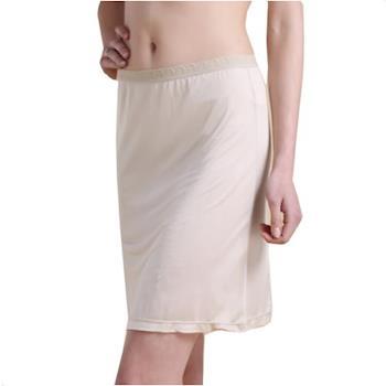 BELLA VITA 100%蠶絲內搭襯裙