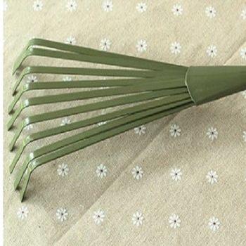 [協貿國際]沃施專業家庭園藝工具小爪子鋤頭九爪鑄鋁小鏟九齒耙