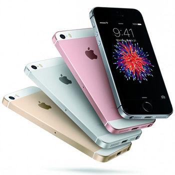 【福利品】Apple iPhone SE 16G 4吋智慧型手機