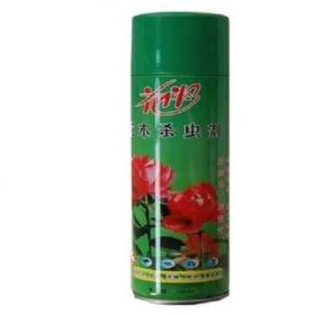 [協貿國際]花伴植物氣霧殺蟲劑