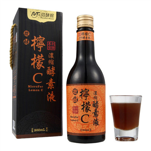 【麗豐LaiFung】微酵檸檬C《濃縮發酵液》