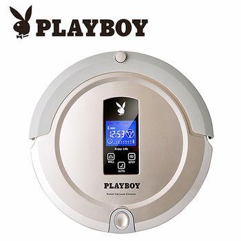 【美國PLAYBOY】第三代智慧型節能掃地機(AM33)