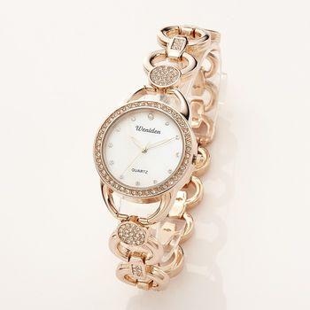 威妮登魅力無法抵擋閃亮腕錶