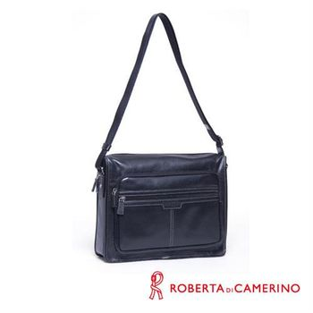 Roberta di Camerino全皮橫式側背包 020R-825-01
