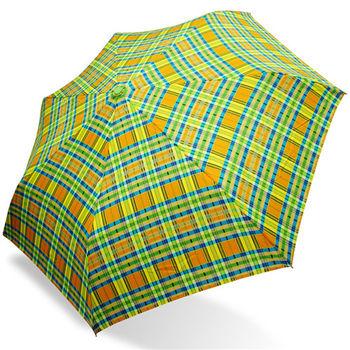 rainstory雨傘- 翠玉格紋抗UV個人自動傘