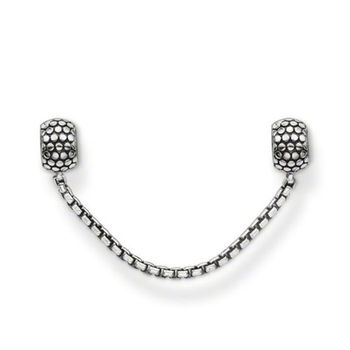 德國Thomas Sabo Karma Beads硫化安全鏈KS0003-585-12