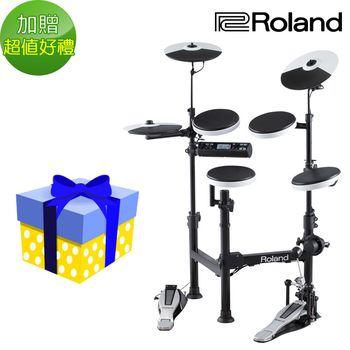【ROLAND 樂蘭】TD-4KP 電子套鼓 贈送5配件 V-Drums 折疊攜帶式