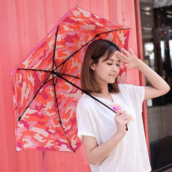 M Square三折防風晴雨傘