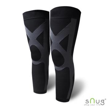 【SNUG運動壓縮系列】運動壓縮全腿套 (止滑款 S/M/L/XL/XXL)