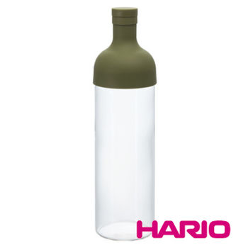 HARIO 酒瓶綠色冷泡茶壺750ml / FIB-75-OG
