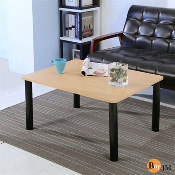 BuyJM 簡約日式造型茶几桌/和室桌(80*60公分)