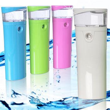 高效保濕美顏噴霧器/補水美膚儀(充電式)